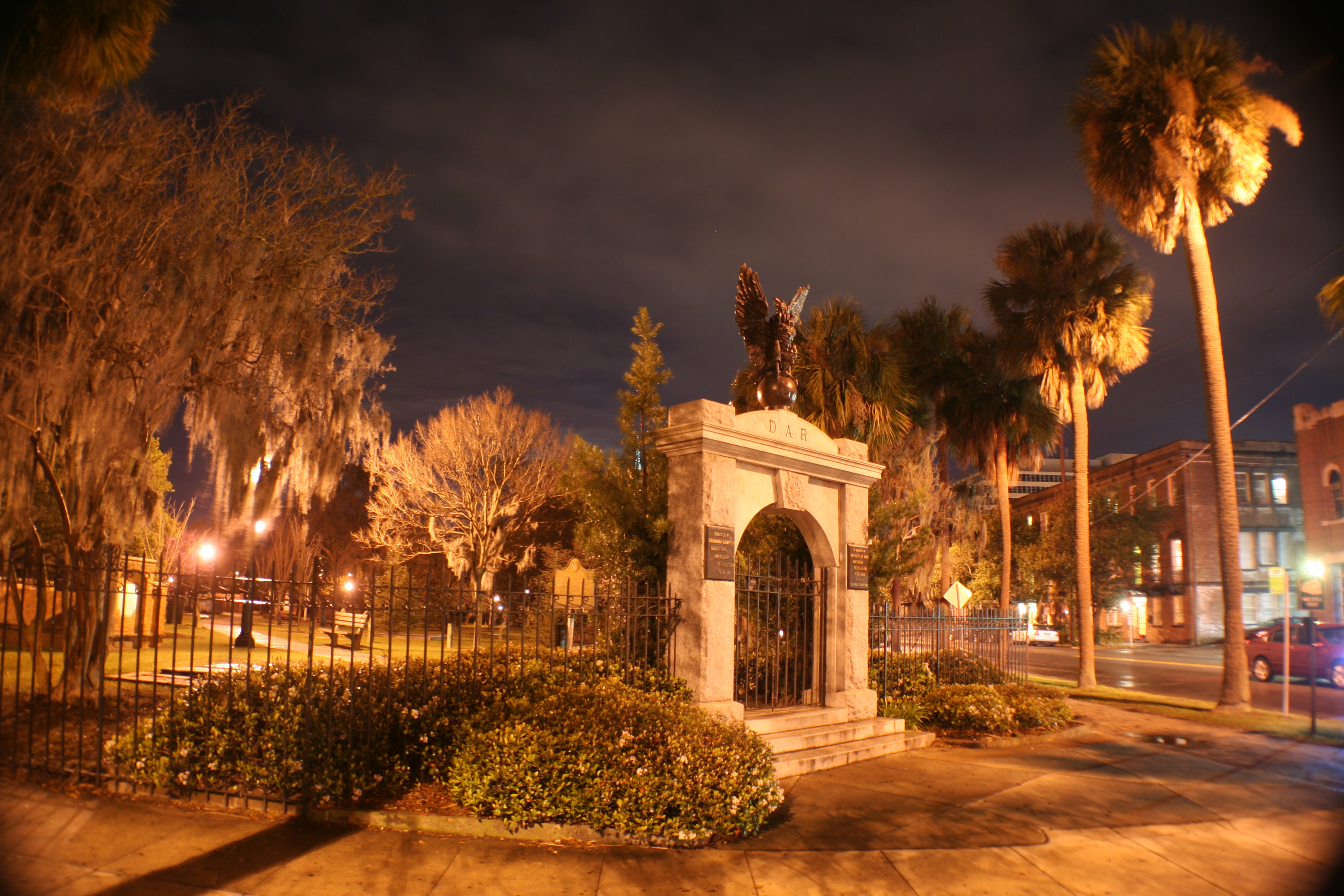 Savannah Night Walking Tours