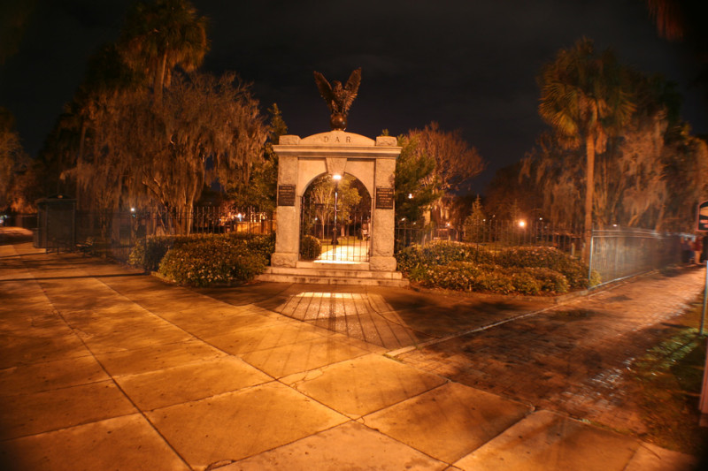 Haunted History Tours Savannah