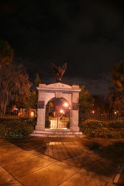 Night in Savannah 033