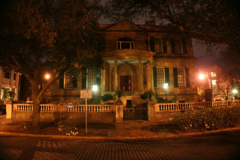 Night in Savannah 090