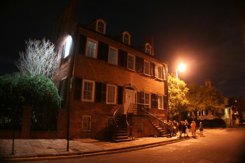 Night in Savannah 097
